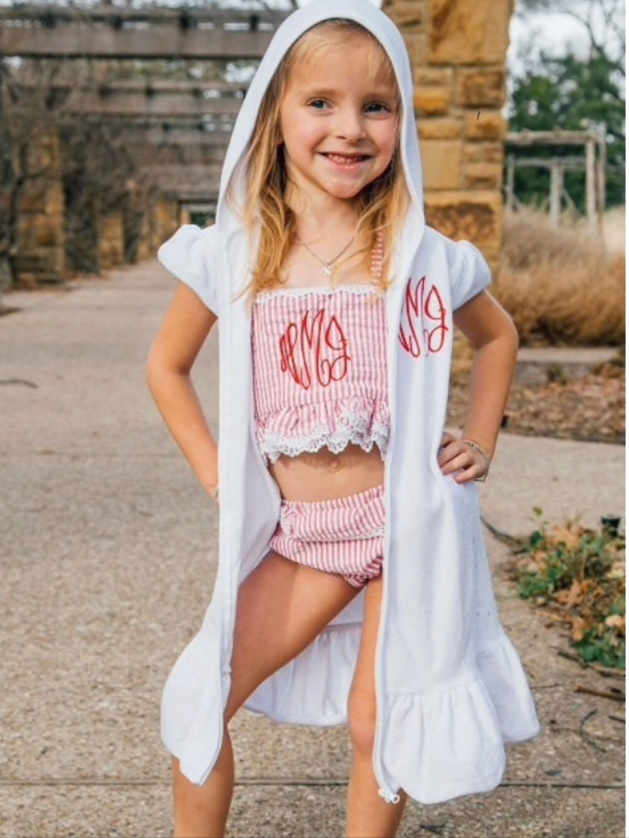 Dance Costume Cover Up- Personalized Cover Up Swim Cover Up Mermaid Cover Up Personalized Toddler or Girl Bathing Suit Cover up
