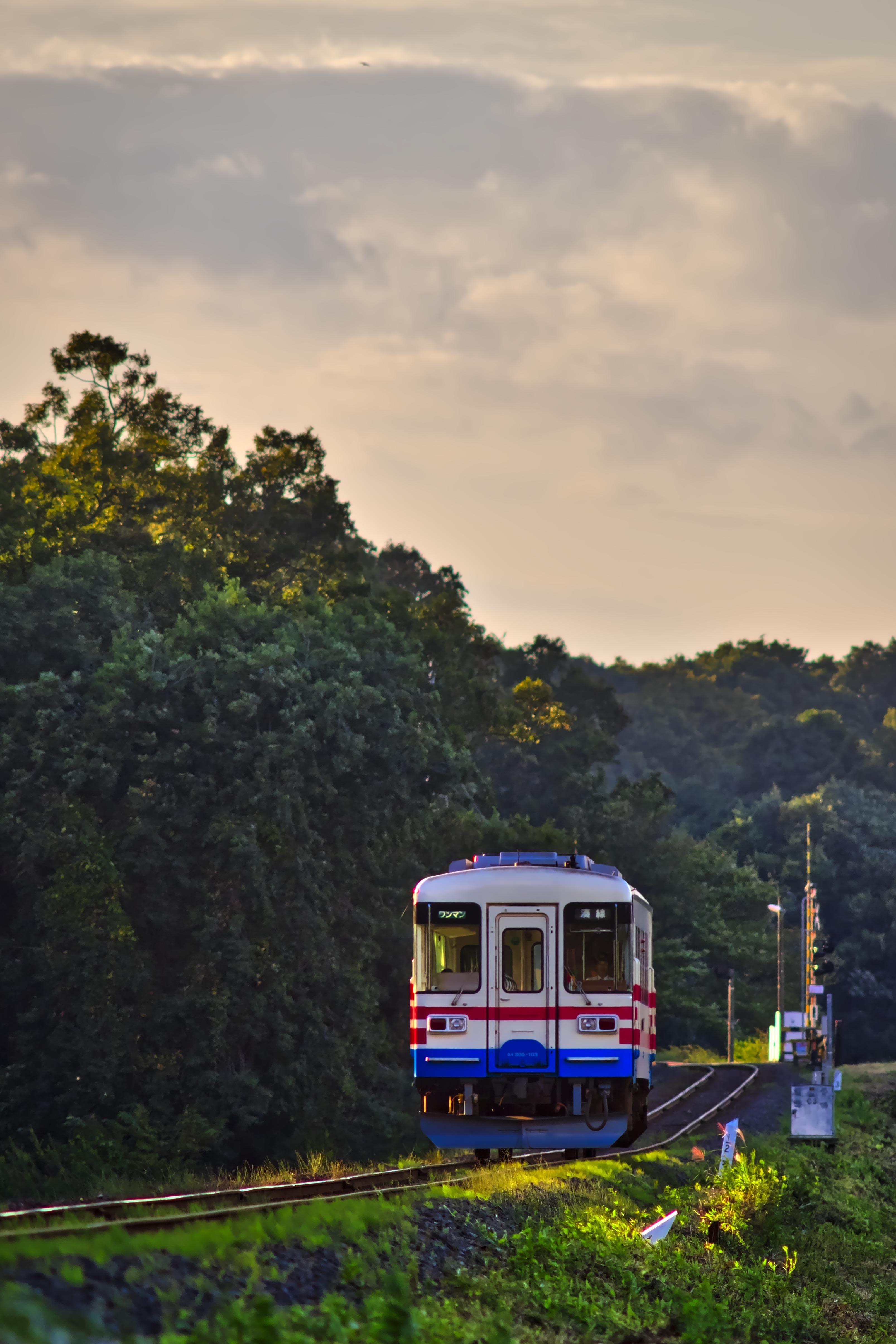 ひたちなか海浜鉄道 鉄道 写真 風景写真 旅