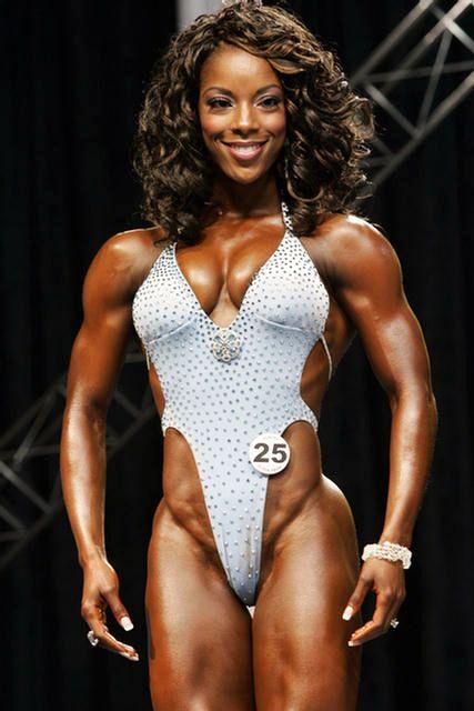 african-gym-girl