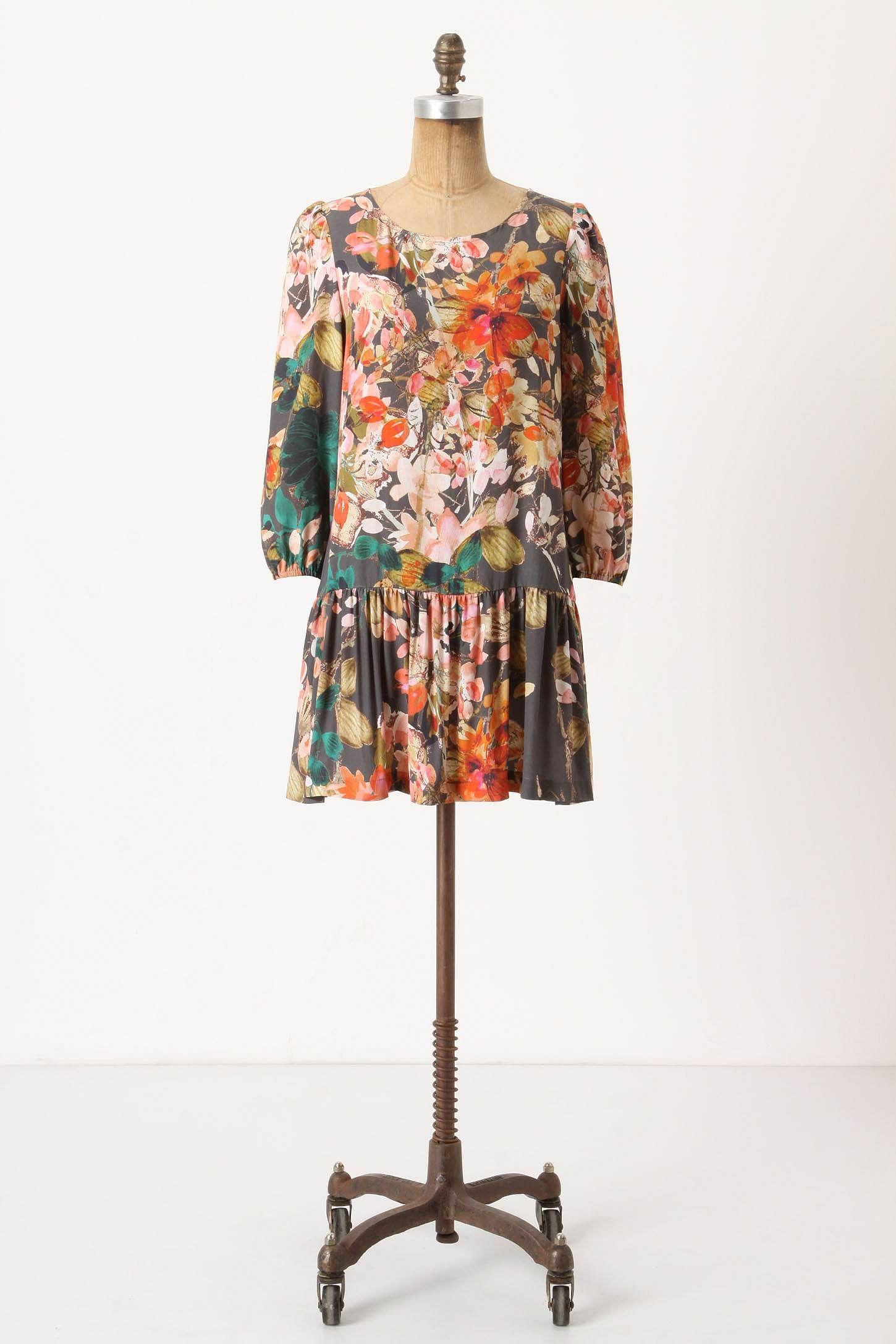 Dropwaist dress my style pinboard pinterest anthropologie