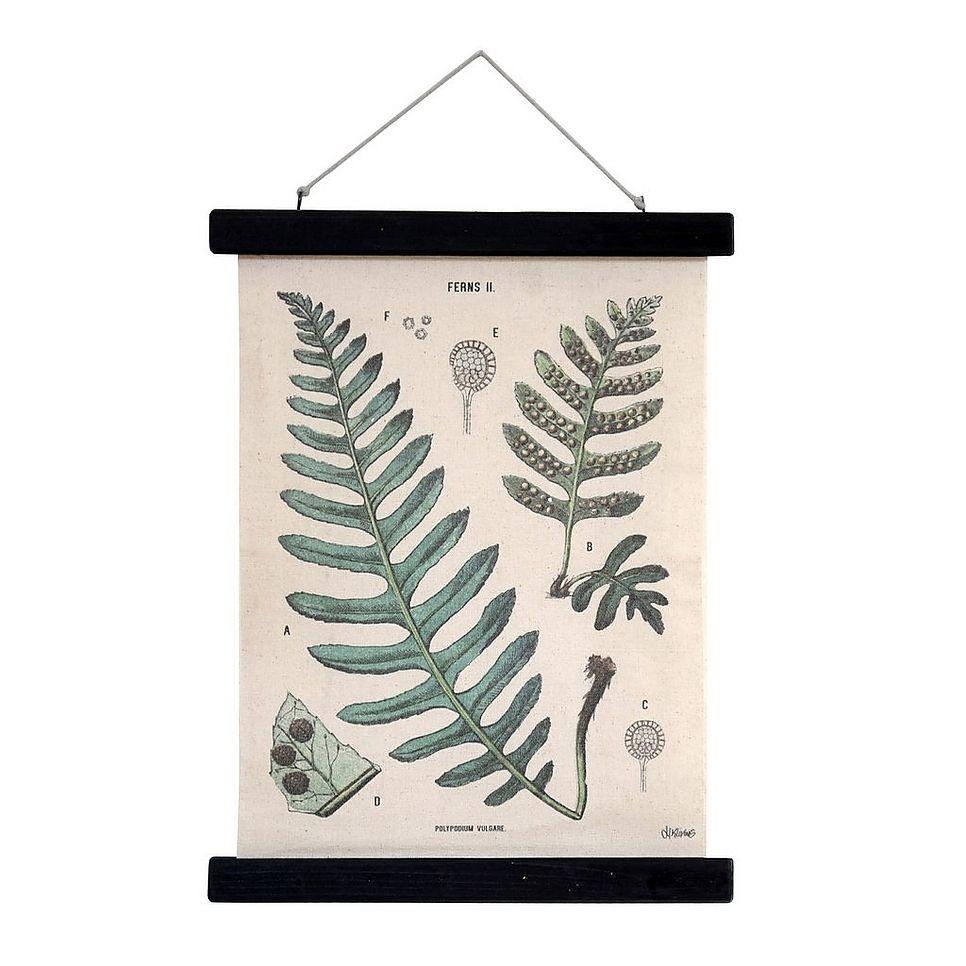 HKliving Botanical M schoolkaart Botanisch? Bestel nu bij wehkamp.nl