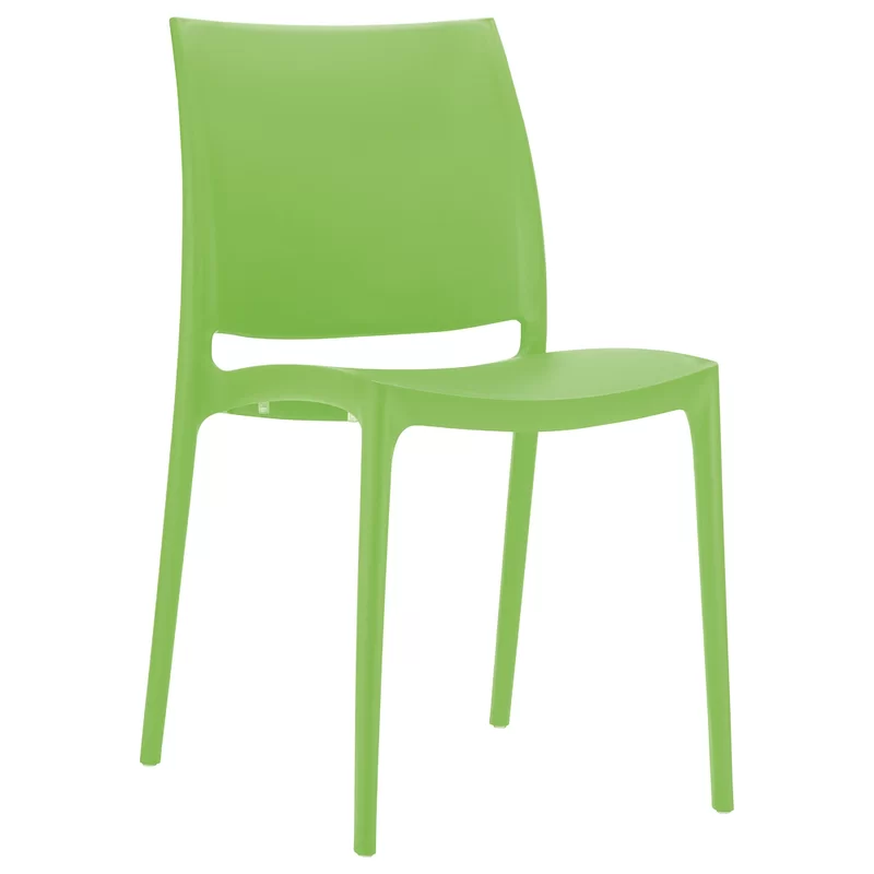 Goguen Stacking Patio Dining Chair