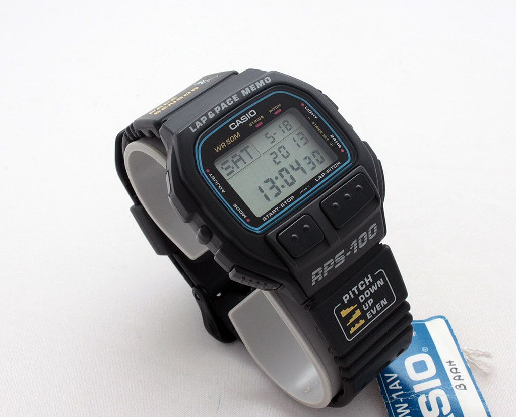 Détails sur CASIO GM 20 *INTERCEPTER GAME* BLACK EDITION 165