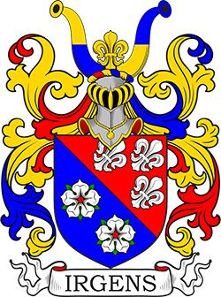 Irgens Coat of Arms