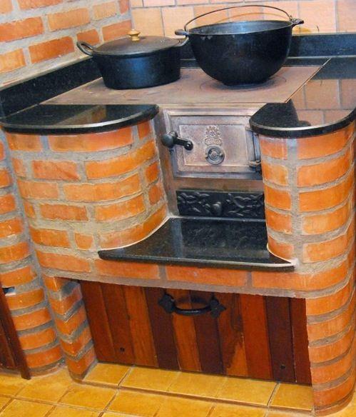 Coffeepocket Pagina 9 De 67 Cocinas De Estilo Rustico Estufas De Lena Cocina A Lena