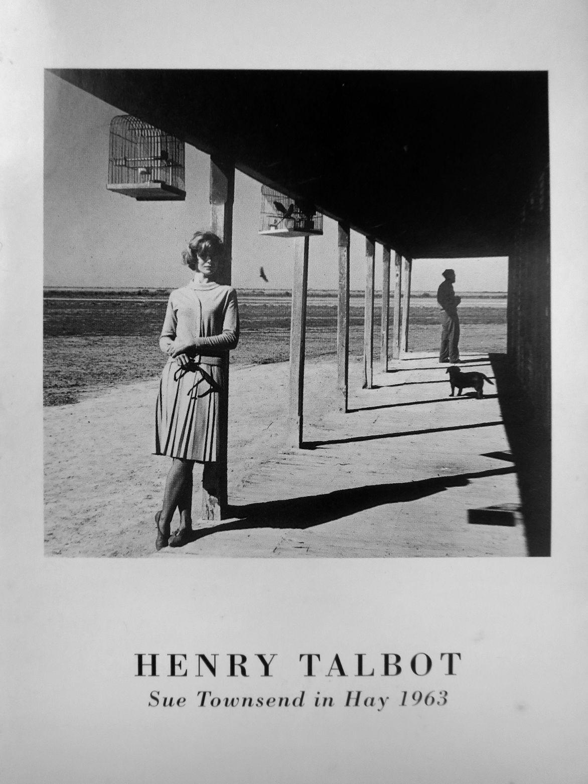 Henry Talbot Photography Retrospective Exhibition programme, Byron Mapp Gallery, 1998.