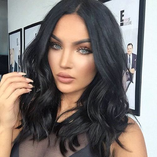 Secretgoddess Best Pins I Ve Ever Found Secretgoddess Natalie Halcro Image Medium Hair Styles Hair Styles Hair Beauty