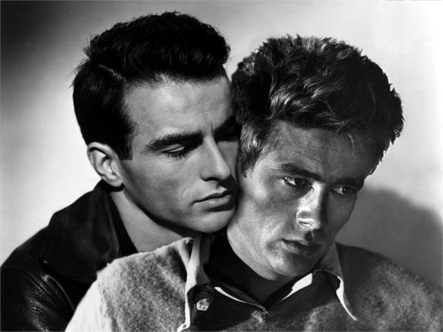 from Zander 1950 james dean gay or not