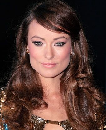 Olivia Wilde Best Hairstyles For A Square Face Haircut