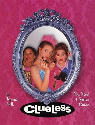 Clueless Movie POSTER 11 x 17 Alicia Silverstone, Stacey Dash, C
