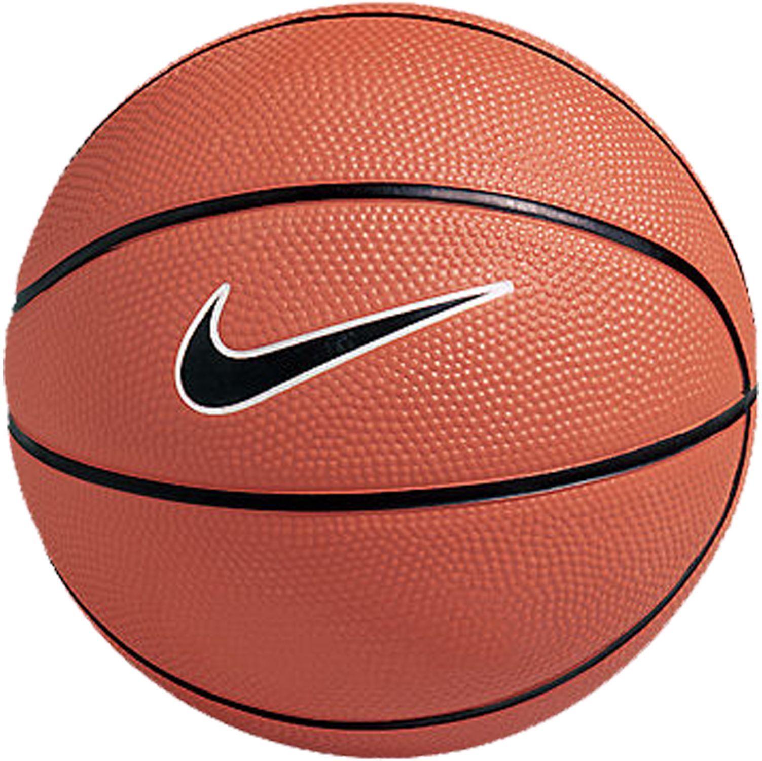 Nike Swoosh Mini Basketball, Amber Basketball