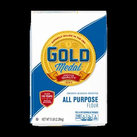 All Purpose Flour - Bread Flours - Gold Medal Flour in ...