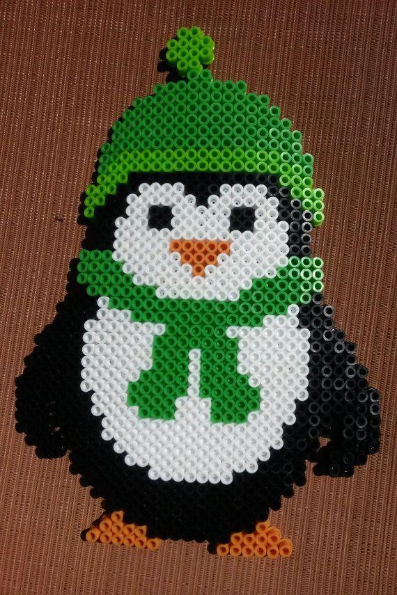 Pinguin Bugelperlen Vorlage Bugelperlen Vorlagen 2