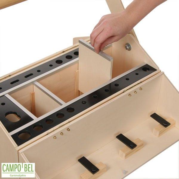 werkzeugkoffer selber bauen holz wohn design. Black Bedroom Furniture Sets. Home Design Ideas