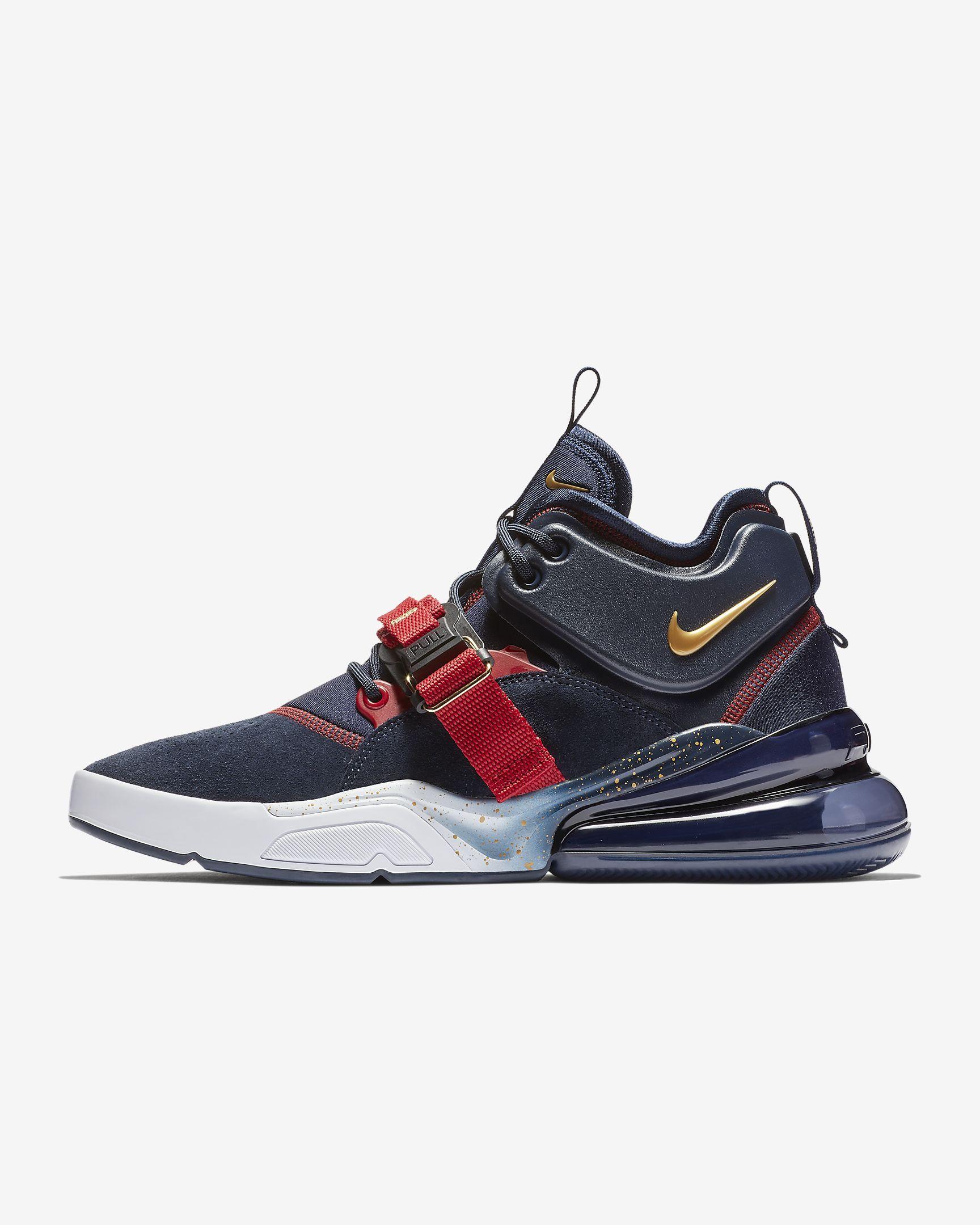 Nike Air Force 270 Men's Shoe | Mens nike shoes, Sneakers men ...