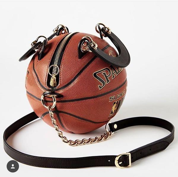Andrea Bergart • Monedero de baloncesto  – Bolsa
