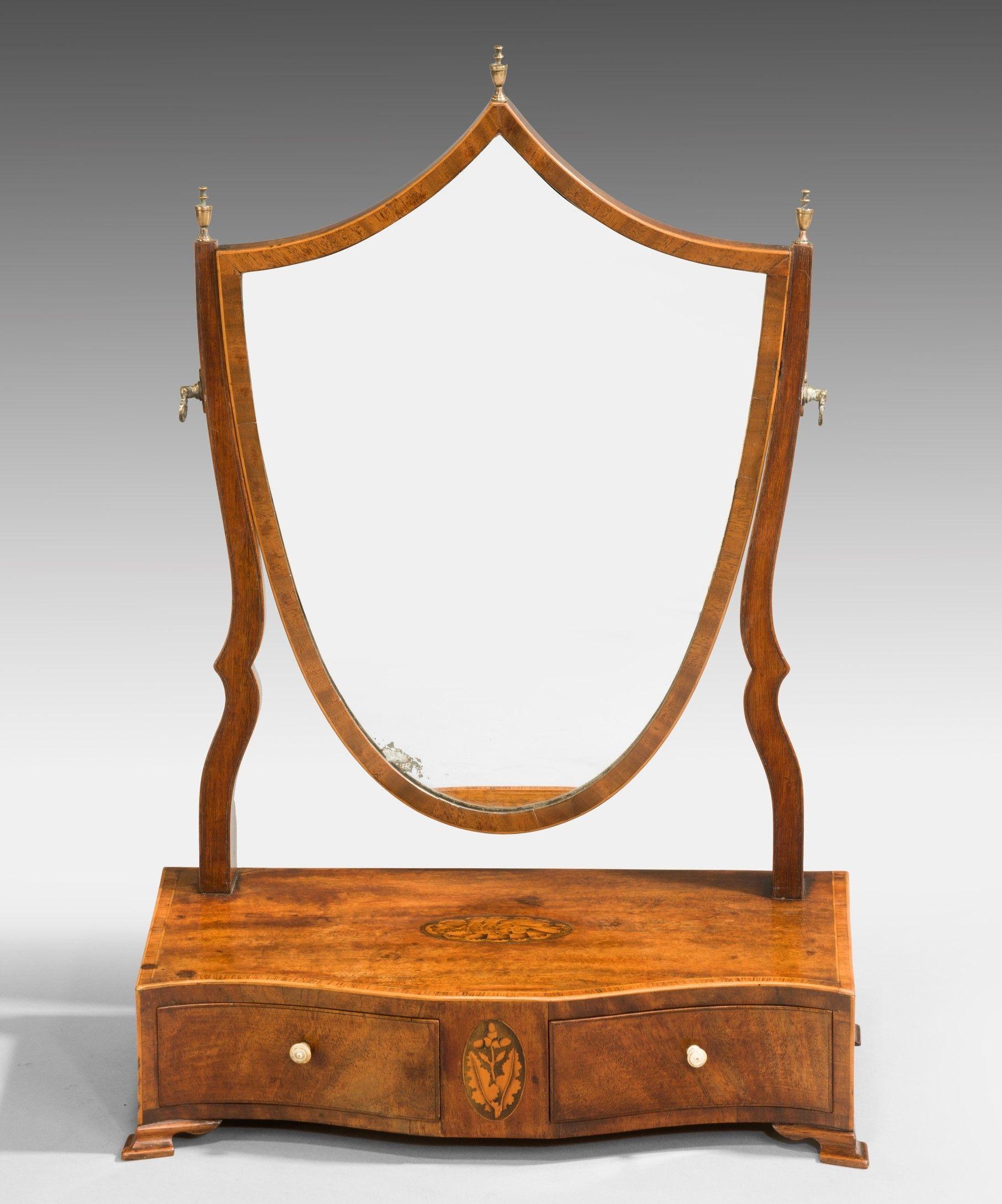 English Antique Georgian Furniture Reindeer Antiques Coiffeuses Vintage Marqueterie Toilettes