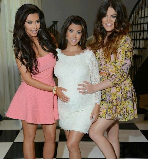 Love These Pics From Kourtu0027s Baby Shower! U2013 Khloe Kardashian Official Web  Site