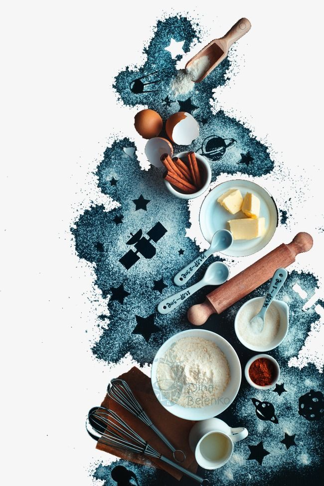 Creative Abstract Pattern | Christmas food photography ...