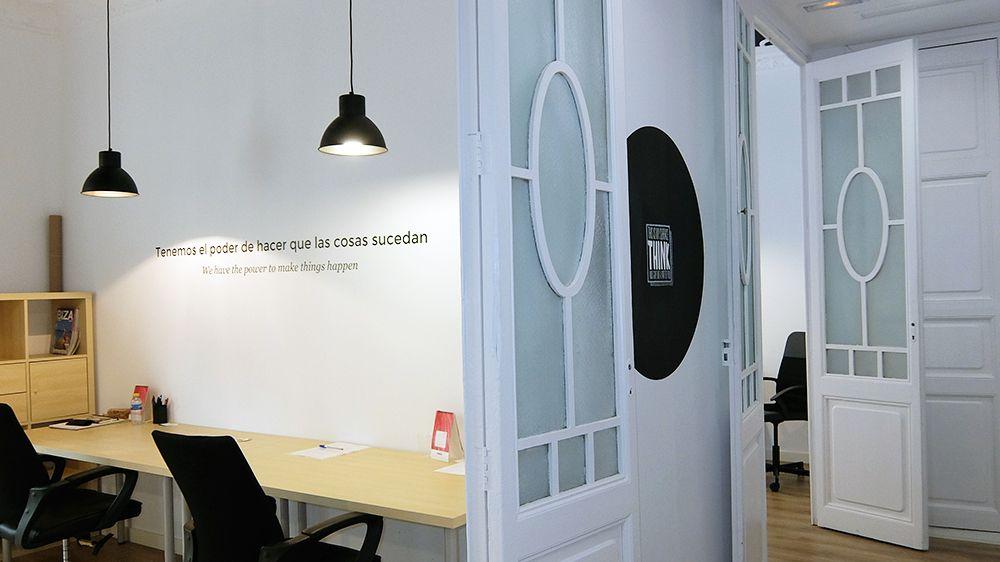 Diseño oficinas Multiconversion en Valencia Diseño oficinas