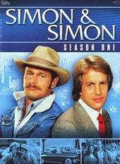 Simon & Simon - Season 1 (4-DVD)