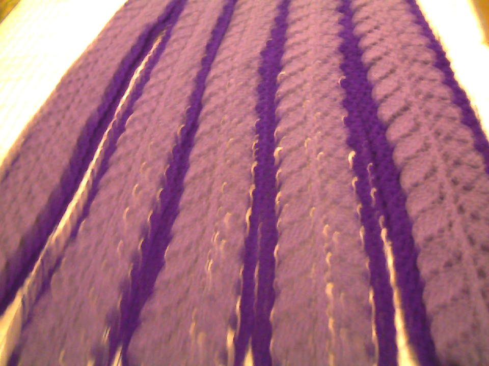 Closeup of skirt