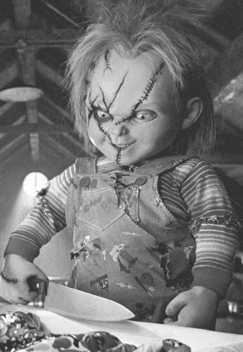 Tumblr.....Chucky...evil little toy! | Scary movies ...