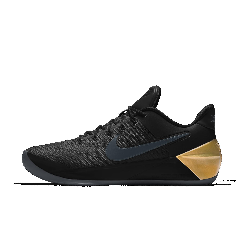 19da00f3abf4 Nike Kobe AD Triple Black 852425-064