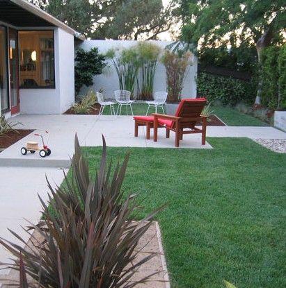 simple concrete patio   Backyard, Concrete patio on Simple Concrete Patio Design Ideas id=47210