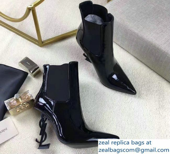 buy cheap Manchester Saint Laurent Opyum 110 ankle boots discounts sale online free shipping huge surprise cheap fake CoMdpM3X