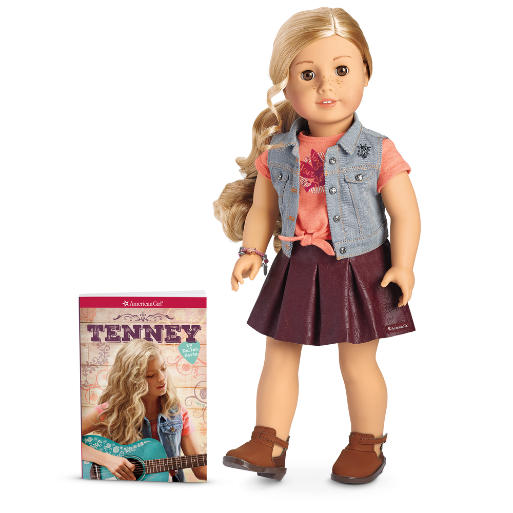AMERICAN GIRL TENNEY GRANT PICNIC OUTFIT NEW IN BOX RETIRED FREE SHIPPING