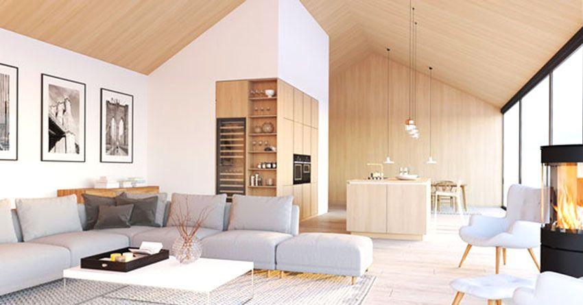 Soggiorni moderni: 50 idee per un arredamento moderno in ...