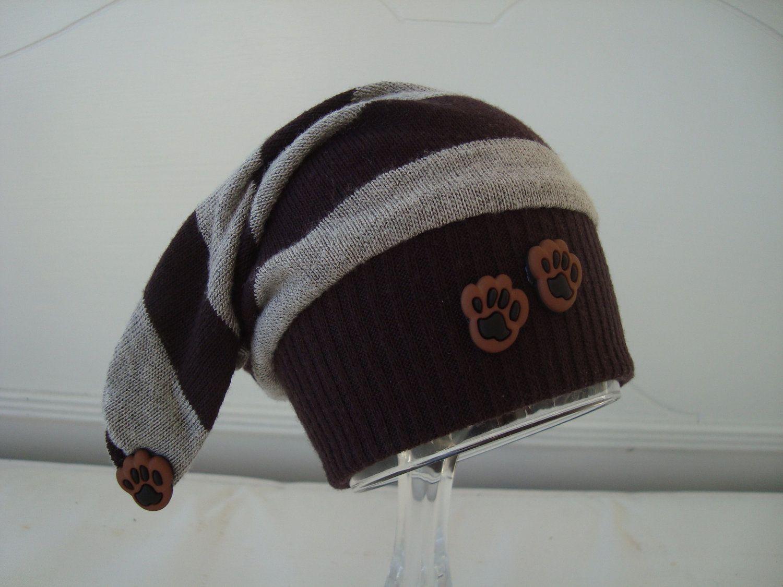 Preemie / Newborn Puppy dog Paws Hat by tracywhaley08 on Etsy