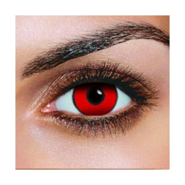 Red out contact lenses ❤ liked on Polyvore featuring accessories, eyewear, sunglasses, red eyewear, party glasses, party sunglasses, lens sunglasses and red glasses