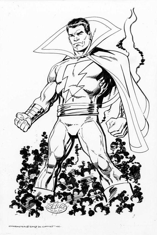 Captain Marvel By John Byrne Captain Marvel Shazam John Byrne Shazam