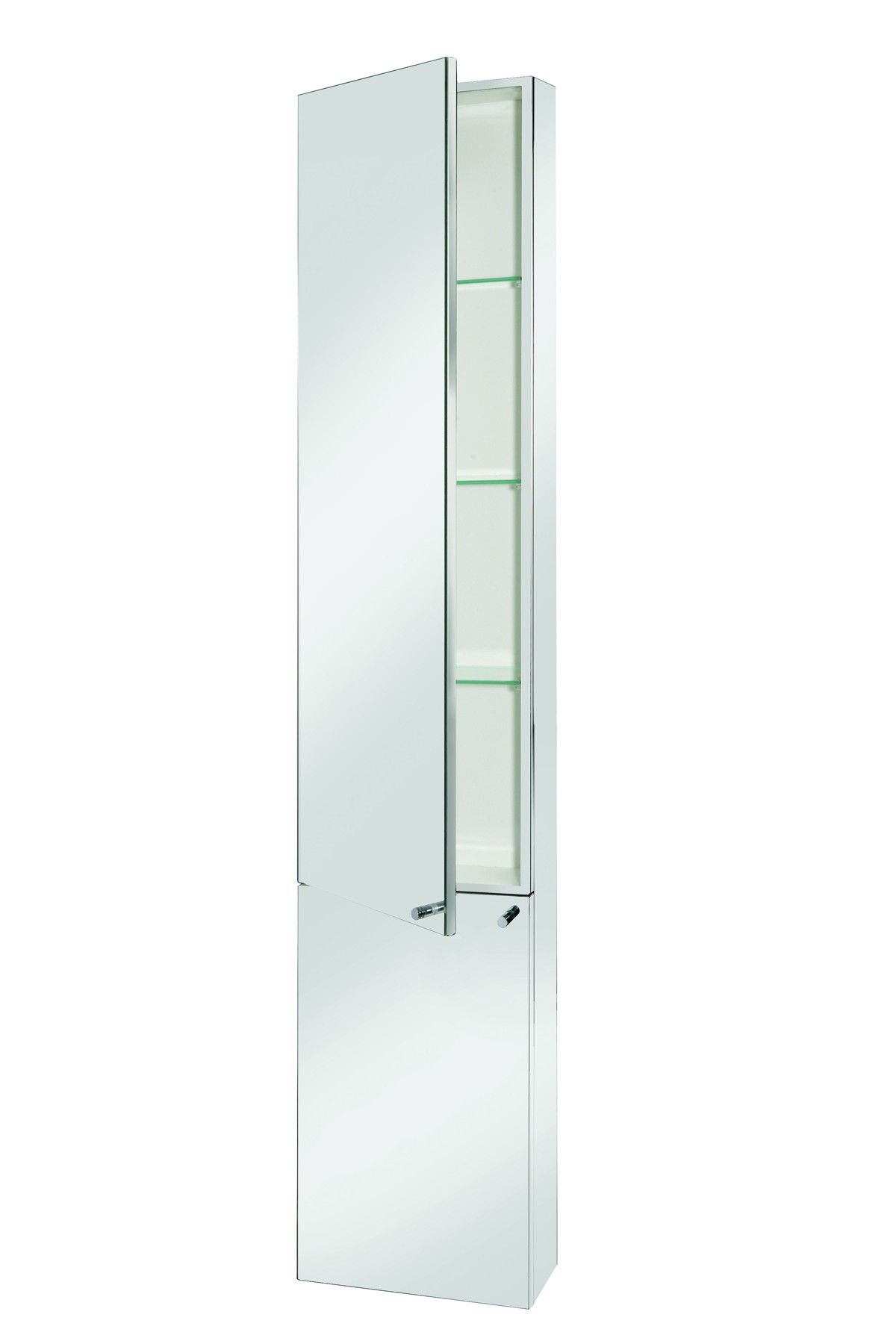 No Mirror Medicine Cabinet Croydex Wc796005 Nile Tall Mirrored Medicine Cabinet In Stainless