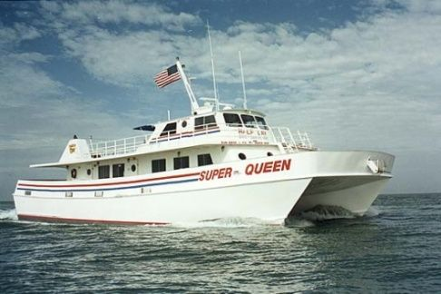 Deep sea fishing boat florida dolphin tours clearwater for Deep sea fishing tampa