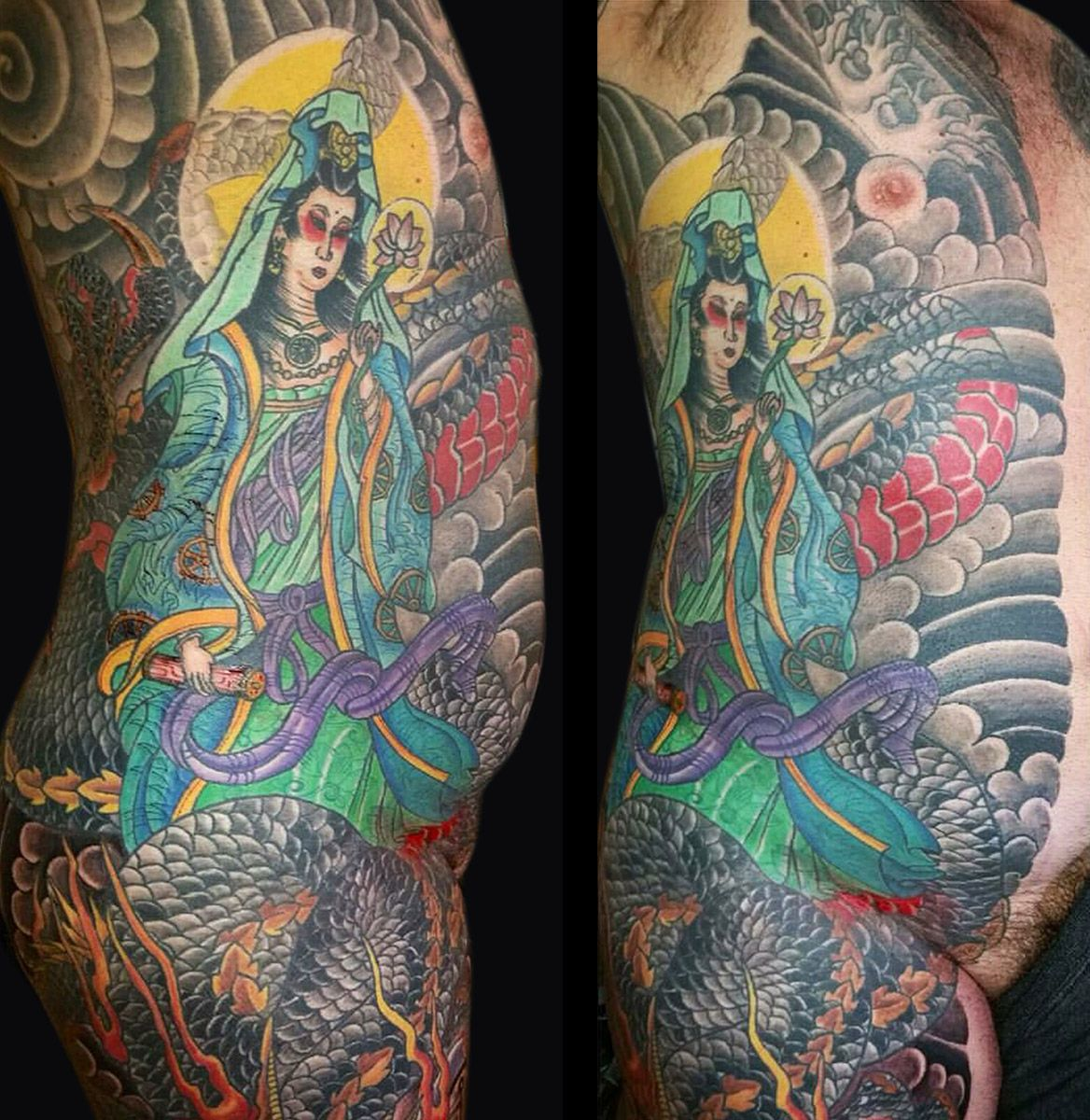 Traditional Irezumi Japanese Tattoo By Scott Ronin Dallas Tx Lone Star Tattoo Ig Scott Ronin72 Star Tattoos Lone Star Tattoo Tattoos