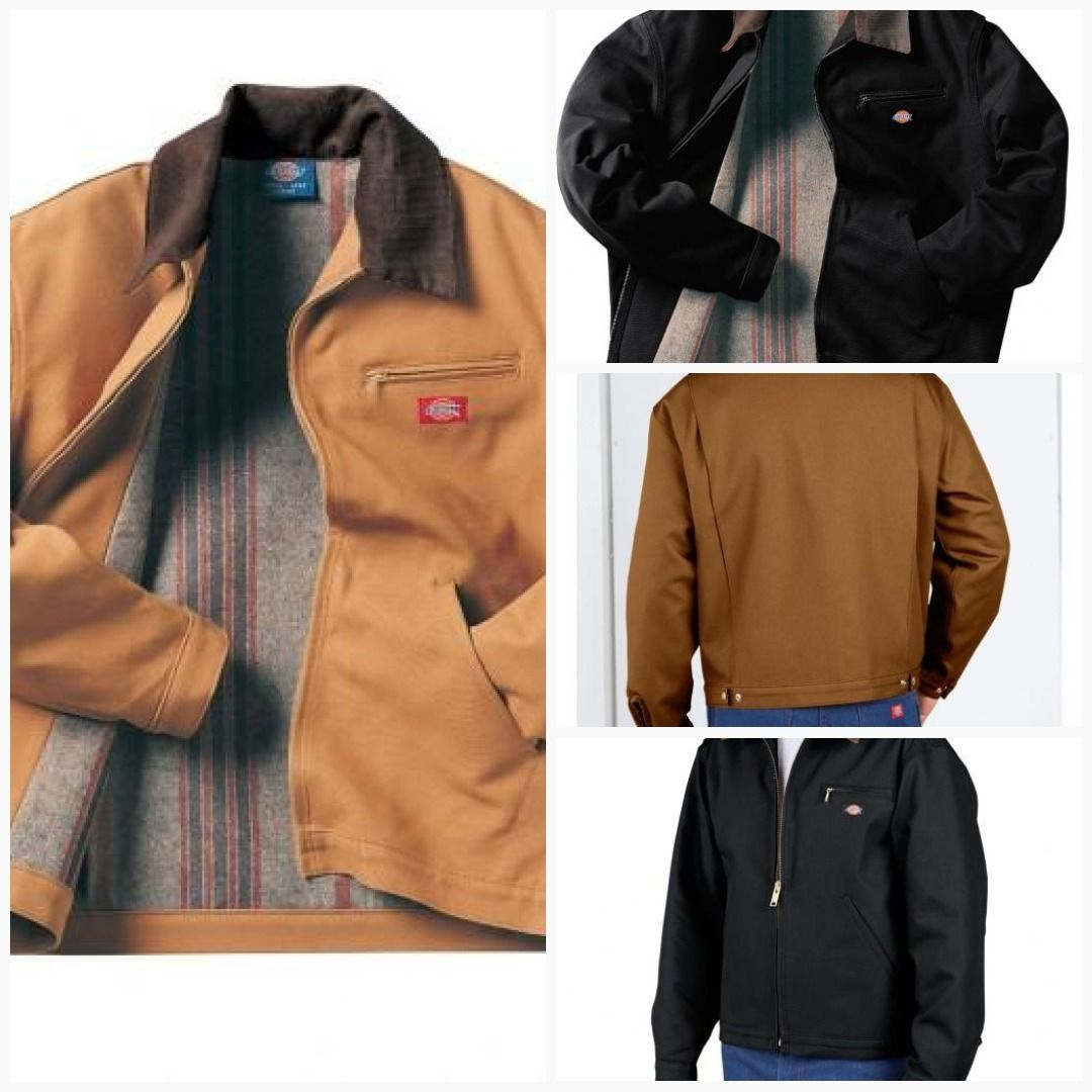 89f1abc8a Dickies - Duck Blanket Lined Jacket - Item DK-758 #Boots ...