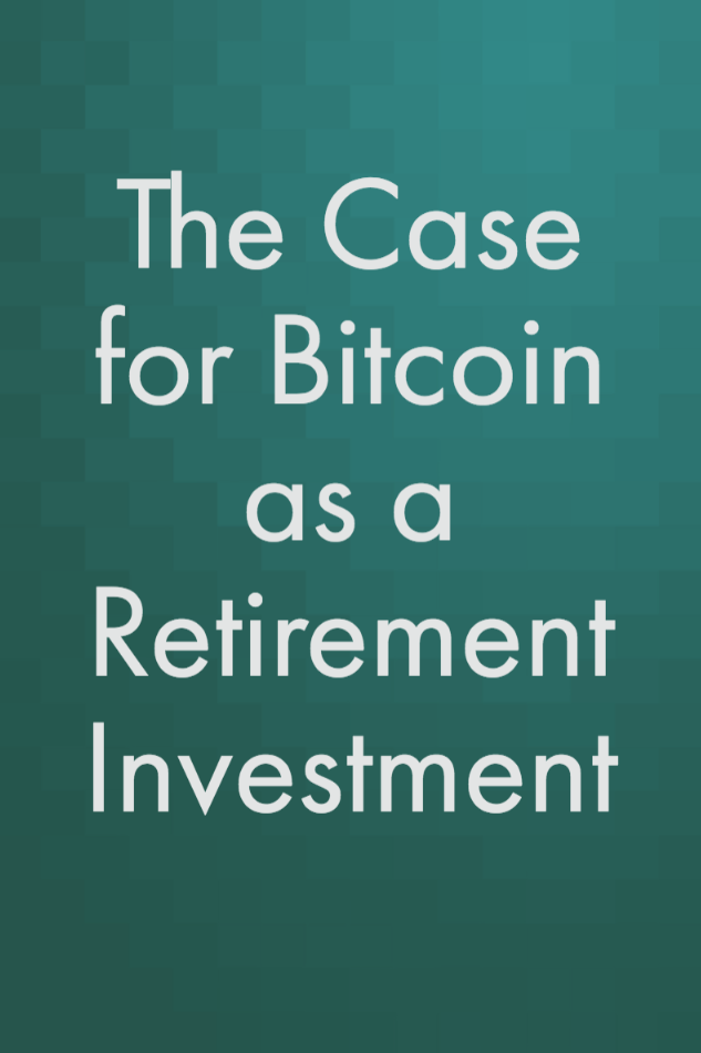 crypto retirement plan