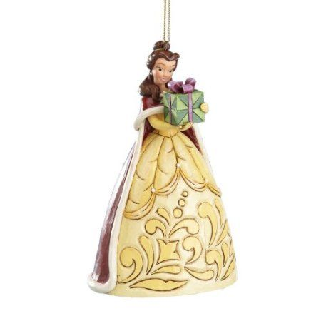 Disney Traditions Beauty And The Beast Beauty Hanging Ornament
