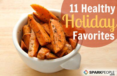 11 Holiday Foods You Can Enjoy without Guilt | via @SparkPeople #diet #nutrition