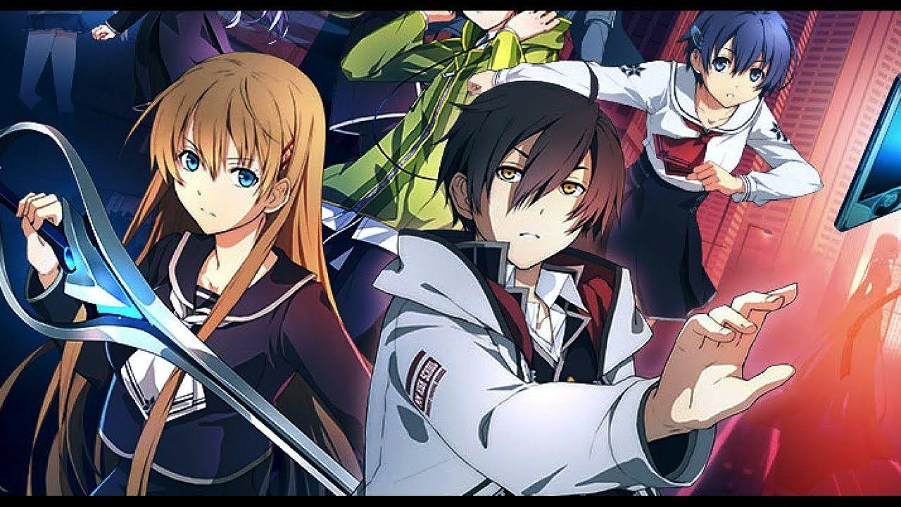 Top 10 magic anime where overpowered mc has hidden powers abilities hd