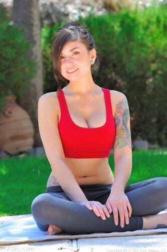 Lyanna morning yoga