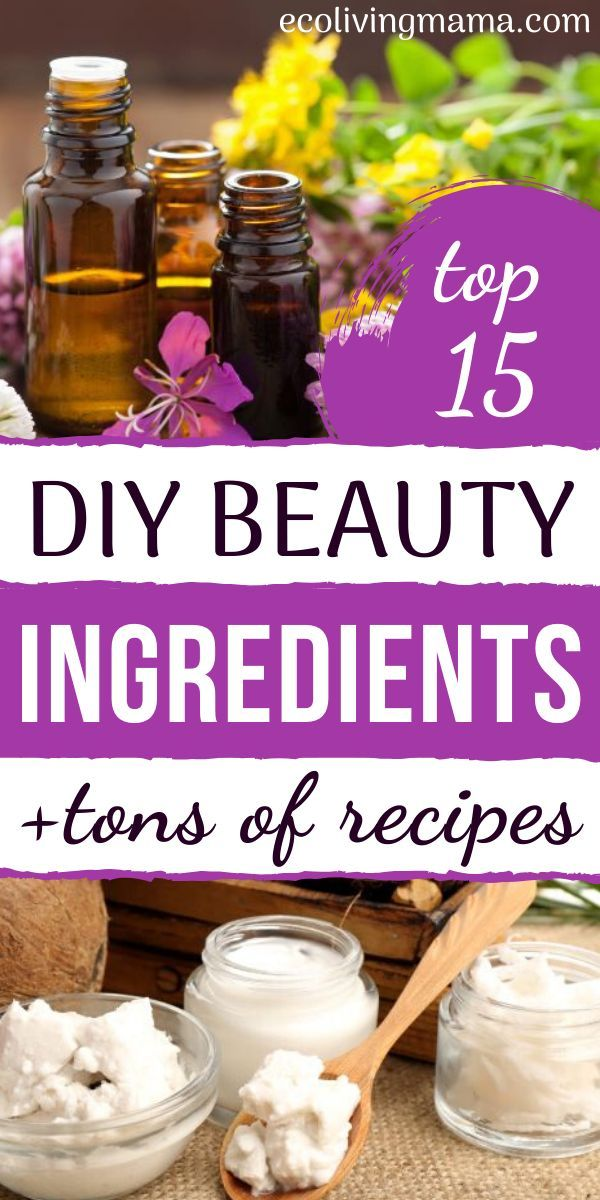 Top 15 best ingredients for DIY beauty, skincare and body products is part of Diy skin care recipes, Diy beauty ingredients, Skin care recipes, Natural beauty diy, Diy beauty recipes, Diy beauty - The, top ingredients to use in DIY beauty, natural skincare and homemade body products  Essential ingredients and recipes to do it yourself at home