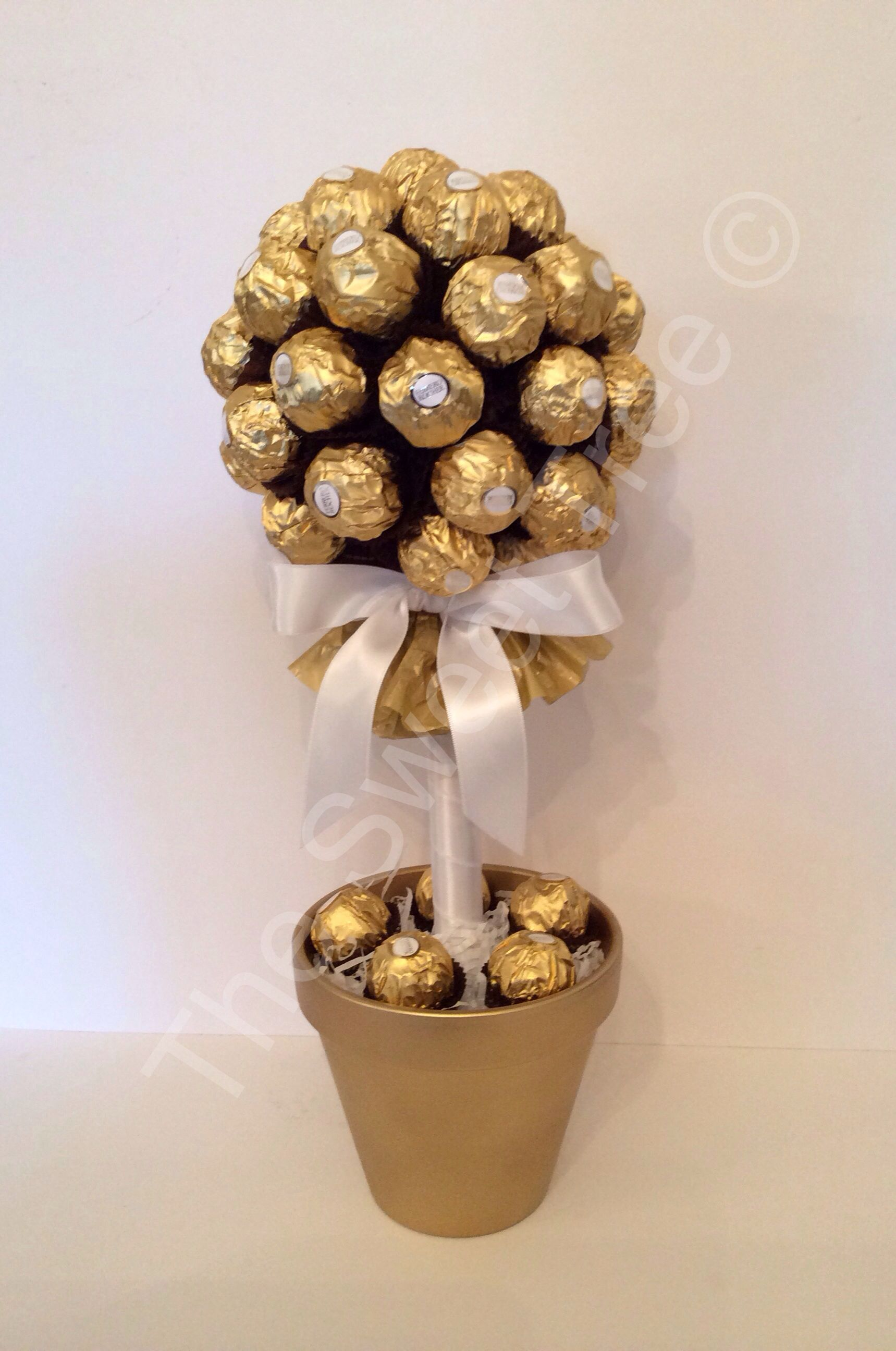 Ferrero Rocher Sweet Tree Chocolate