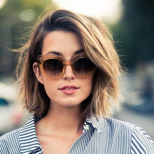Image Result For Low Maintenance Haircuts Thick Hair Medium Pinterest Haircut Thicker And