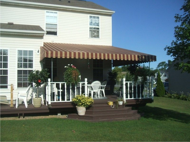 Custom Covers Canvas -patio awnings, marine canvas, signs ...