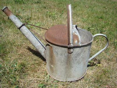 Antique Apex Garden Plant Watering Can
