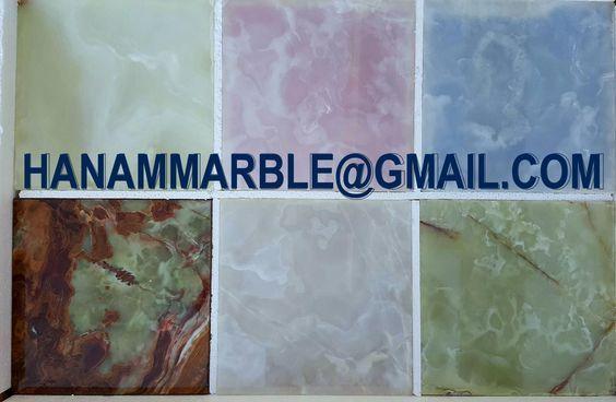 Onyx Tiles Marble Tile Mosaic Moldings Green Light